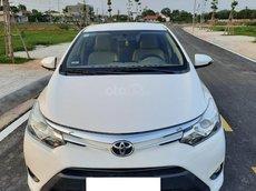 Toyota Vios sản xuất năm 2016 số tự động 1.5G CVT giá 420tr