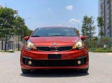 Cần bán gấp Kia Rio sản xuất năm 2016, màu đỏ, nhập khẩu nguyên chiếc số tự động, giá 410tr
