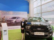 Ford Everest giá tốt nhất miền Bắc, giảm sâu tiền mặt, tặng BHVC, hỗ trợ vay 85% lãi suất thấp, đủ màu các phiên bản