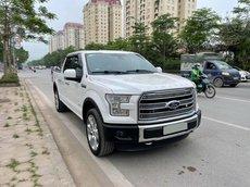 Bán Ford F150 Limited V6 3.5L mạnh mẽ, cơ bắp Mỹ nhập khẩu nguyên chiếc, siêu bán tải năng động và mạnh mẽ