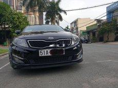 Bán Kia K5 năm 2012, màu đen, nhập khẩu còn mới, giá tốt