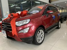 Cần bán lại xe Ford EcoSport 1.5L AT Titanium sản xuất năm 2018