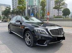 Cần bán xe Mercedes S400 đời 2015, màu đen