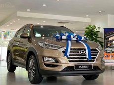 [Hyundai Gia Định] Bán Hyundai Tucson đặc biệt - giảm 16 triệu - tặng full phụ kiện - có đủ màu - giao xe toàn quốc
