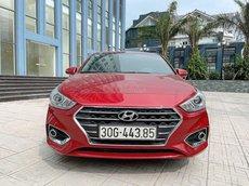 Cần bán xe Hyundai Accent ATH đời 2019, màu đỏ