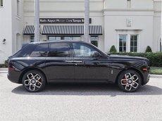 Rolls Royce Cullinan Black Badget 2021 - Giá tốt giao xe ngay toàn quốc