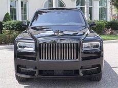 Rolls Royce Cullinan Black Badge 2021, giá tốt giao xe ngay toàn quốc