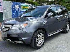 Cần bán gấp Acura MDX năm 2008, màu xám, xe nhập còn mới