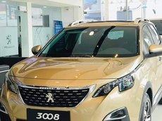 Peugeot 3008 2021, ưu đãi lên tới 25tr tùy phiên bản, trả góp 85% giá trị xe, liên hệ có giá tốt nhất thị trường