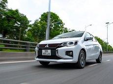 [Tây Ninh] Mitsubishi Attrage 2021, hỗ trợ 85% giá trị xe, liên hệ để có giá tốt