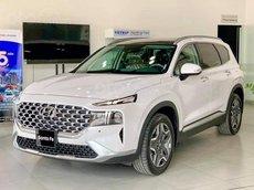 Hyundai Bà Rịa - Hyundai Santa Fe all new 2021 - sẵn xe, giá tốt, - trả góp 85% - lãi suất 7.5% không thay đổi