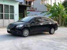 Cần bán gấp Toyota Vios đời 2010, màu đen, xe nhập