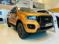 Ford Ranger Wildtrak Bitubor 2021, ưu đãi nhiều tiền mặt và phụ kiện
