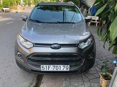 Cần bán gấp Ford EcoSport sản xuất 2016, màu xám