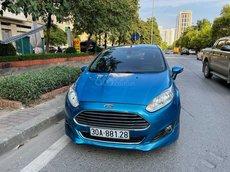 Bán Ford Fiesta năm sản xuất 2015, màu xanh lam, 375tr