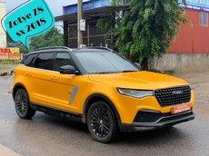 Bán ô tô Zotye Z8 đời 2018, màu vàng, giá tốt