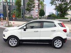 Cần bán Ford EcoSport năm sản xuất 2016, màu trắng
