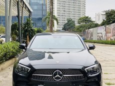 Mercedes Benz  E300 Black Edition 2021 siêu lướt, option vô tận, tiết kiệm ngay 200tr, bảo hành chính hãng