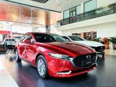 Bán All New Mazda 3 2021, nhận xe chỉ với 160 triệu, tặng BHTV. Đủ màu, giao xe ngay