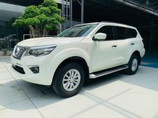 Cần bán Nissan Terra 2.5 MT sản xuất 2018, màu trắng số sàn