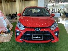Bán Toyota Wigo 2021 nhập mới về đủ màu giá tốt mùa dịch, trả trước 120 triệu nhận xe sản xuất năm 2021