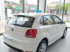 Cần bán Volkswagen Polo năm sản xuất 2021, màu trắng, nhập khẩu, 695tr
