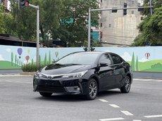 Bán xe Toyota Corolla Altis  2019 1.8G odo 1vạn 5  km mới quá, xe chính chủ đi giữ gìn