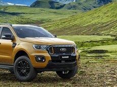 Ford Long Biên - Ford Ranger ông hoàng bán tải giá tốt, giảm tiền mặt hấp dẫn, tặng phụ kiện chính hãng, trả góp 85%