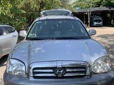 Xe Hyundai Santa Fe sản xuất năm 2003, đăng ký 2008, máy dầu 7c số tự dộng