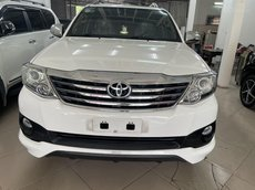 Xe Toyota Fortuner TRD Sportivo 4x2 AT sx 2014 - 595 Triệu