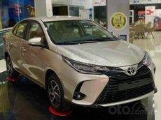 Cần bán xe Toyota Vios 2021 hỗ trợ trước bạ lên đến 30 triệu, giá 478tr