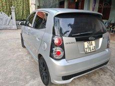 Xe Kia Morning sản xuất 2011, màu bạc