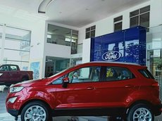 Ford Ecosport - giảm sâu tiền mặt cùng gói phụ kiện cao cấp chính hãng, hỗ trợ 80%, sẵn màu các phiên bản giao ngay