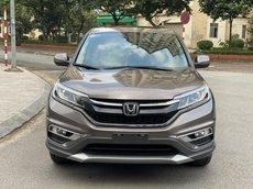 Bán nhanh Honda CRV 2.4TG sx 2017 xe đi giữ gìn, mới nguyên bản