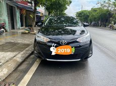 Bán Toyota Vios 1.5E 2019