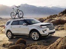 Cần bán Ford Explorer năm 2021, màu trắng, nhập khẩu nguyên chiếc