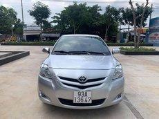 Cần bán lại xe Toyota Vios E sản xuất năm 2008, màu bạc