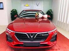 Vinfast Thăng Long - Lux A2.0 - sẵn xe giao ngay, free 100% phí trước bạ, trả góp lãi suất 0%