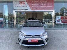 Cần bán Xe Cá nhân : Toyota  Yaris 1.3G AT 2015 - màu bạc - Đi 15.685 km