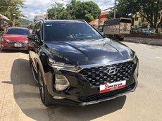 Cần bán xe Hyundai Santa Fe năm sản xuất 2020, màu đen