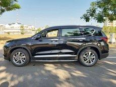 Bán Hyundai Santa Fe sản xuất 2019, màu đen, 900tr