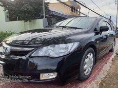 Xe Honda Civic đời 2007, màu đen xe gia đình, giá 260tr