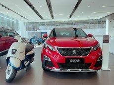 Peugeot Bình Dương - siêu giảm giá cho Peugeot 5008 7 chỗ