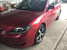 Cần bán lại xe Mazda 3 đời 2005 số tự động