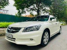 Bán ô tô Honda Accord đời 2012, màu trắng, nhập khẩu nguyên chiếc
