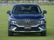 Santafe 2021 - SUV hàng đầu phân khúc
