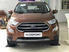 Cần bán xe Ford EcoSport 1.5 AT 2021, giá chỉ từ 550 triệu, tặng full bảo hiểm, phụ kiện, vay 80% giá xe