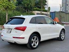 Bán xe Audi Q5 sản xuất năm 2010, màu trắng, xe nhập, 699 triệu