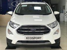 Bán xe Ford EcoSport Titanium 2021, giá chỉ từ 575 triệu, sẵn đủ màu, hỗ trợ 150 triệu lăn bánh