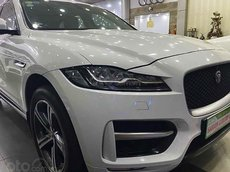 Bán Jaguar F-Pace năm sản xuất 2017, màu trắng, xe nhập còn mới